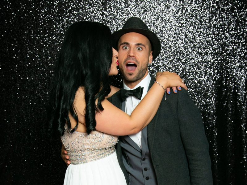 High School Formal & Graduation Photo Booth Hire