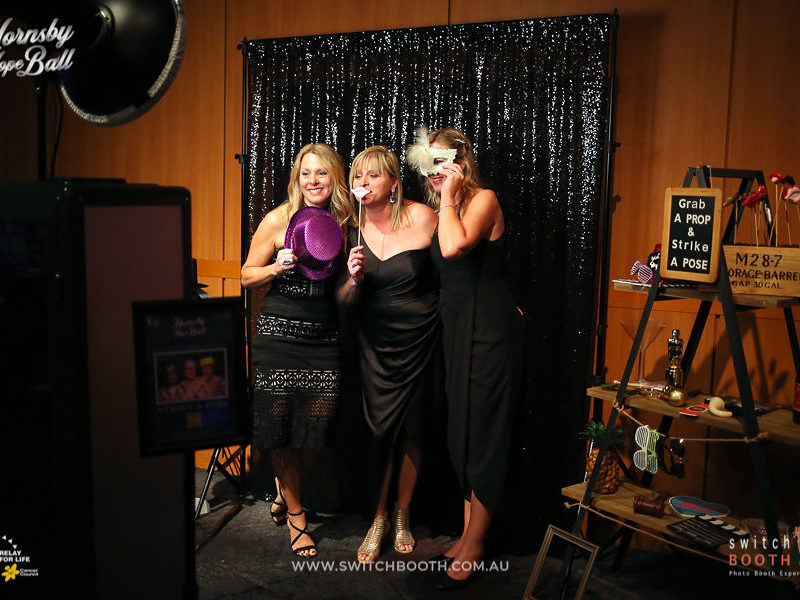 Hornsby Hope Ball – Red Carpet Photography & Photo Booth
